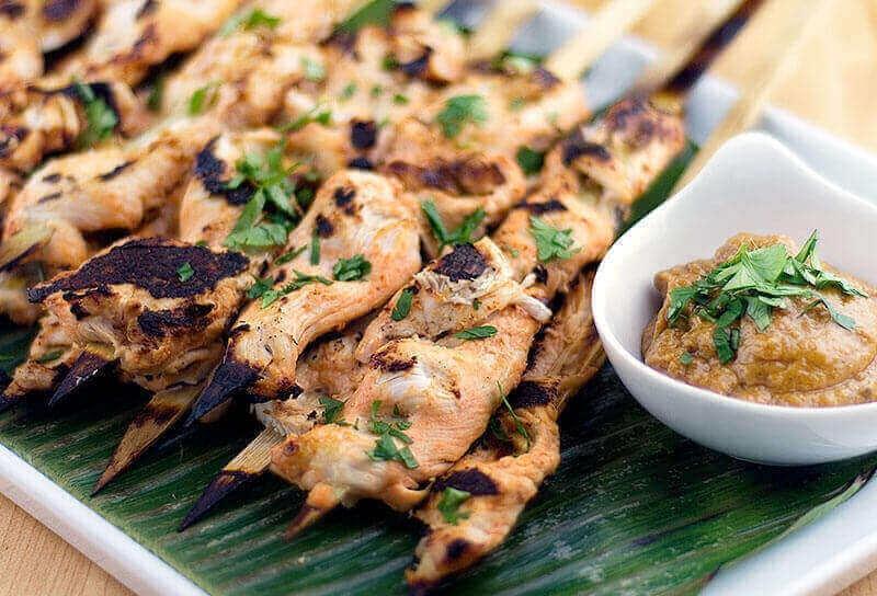 Image of Chicken Satay