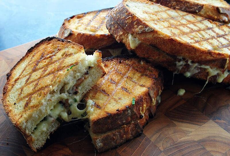 Image of Alpine Grilled Cheese Sandwich