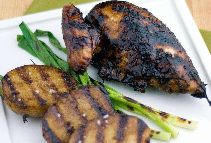 Image of Balsamic Barbecue Chicken