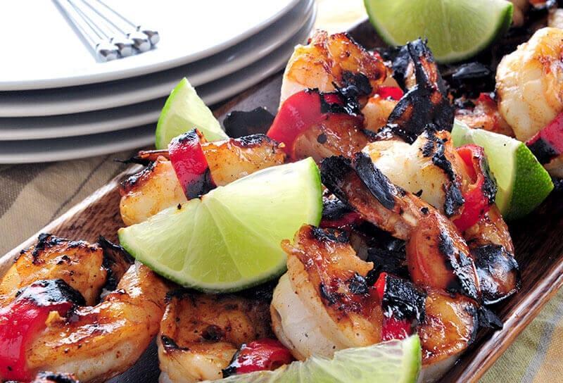 Image of Fresno Barbecue Shrimp