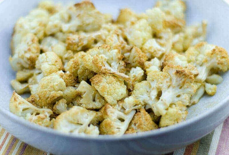 Image of Grill-roasted Cauliflower