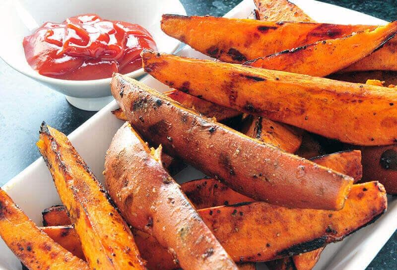 Image of Spiced Sweet Potato Fries