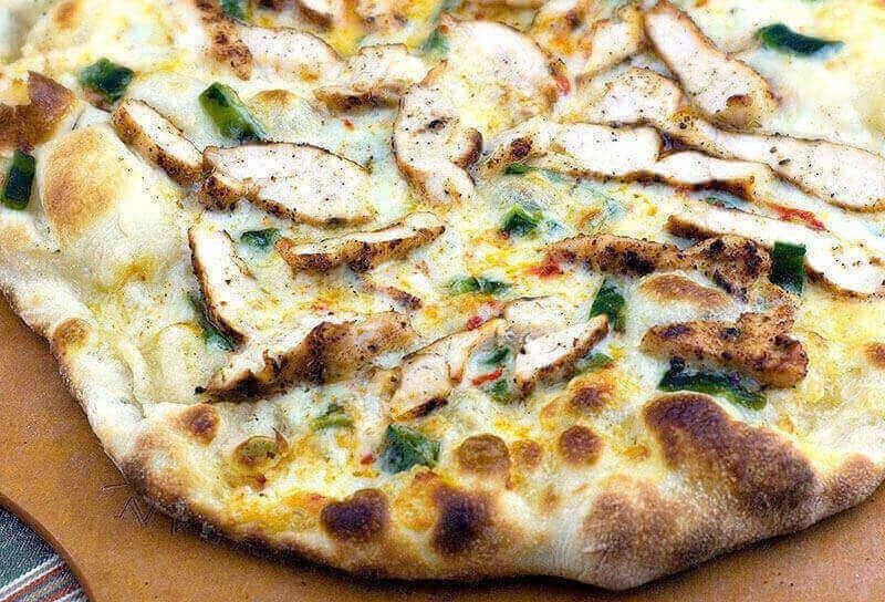 Image of Blackened Chicken Pizza