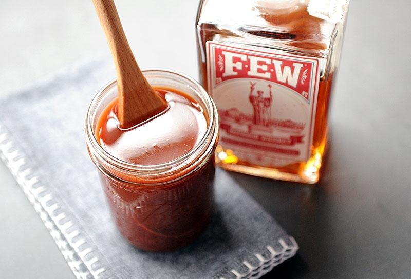 Image of Bourbon Carolina Barbecue Sauce