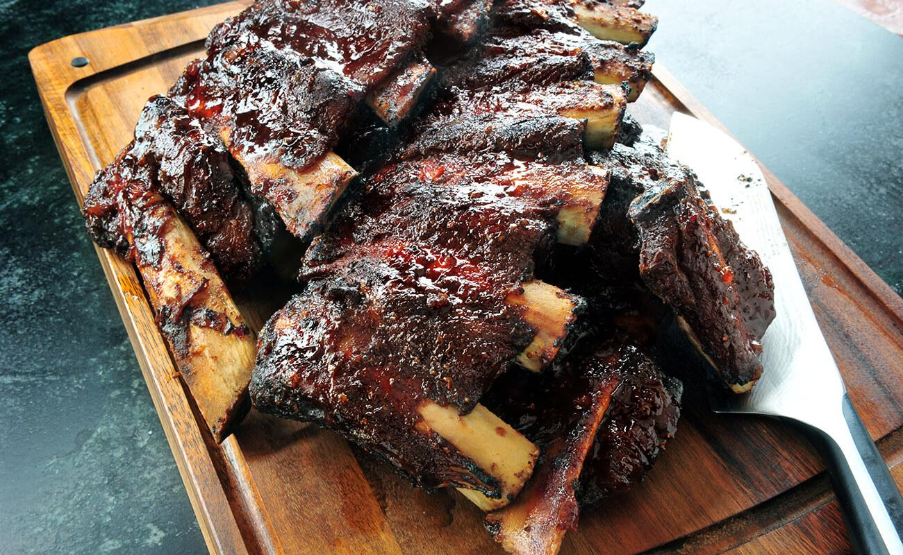 Image of Barbecue Beef Ribs