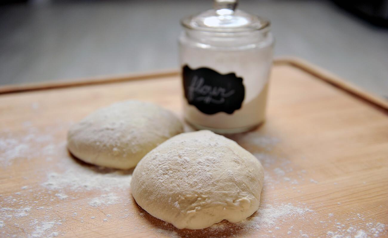 Image of White Wine Pizza Dough