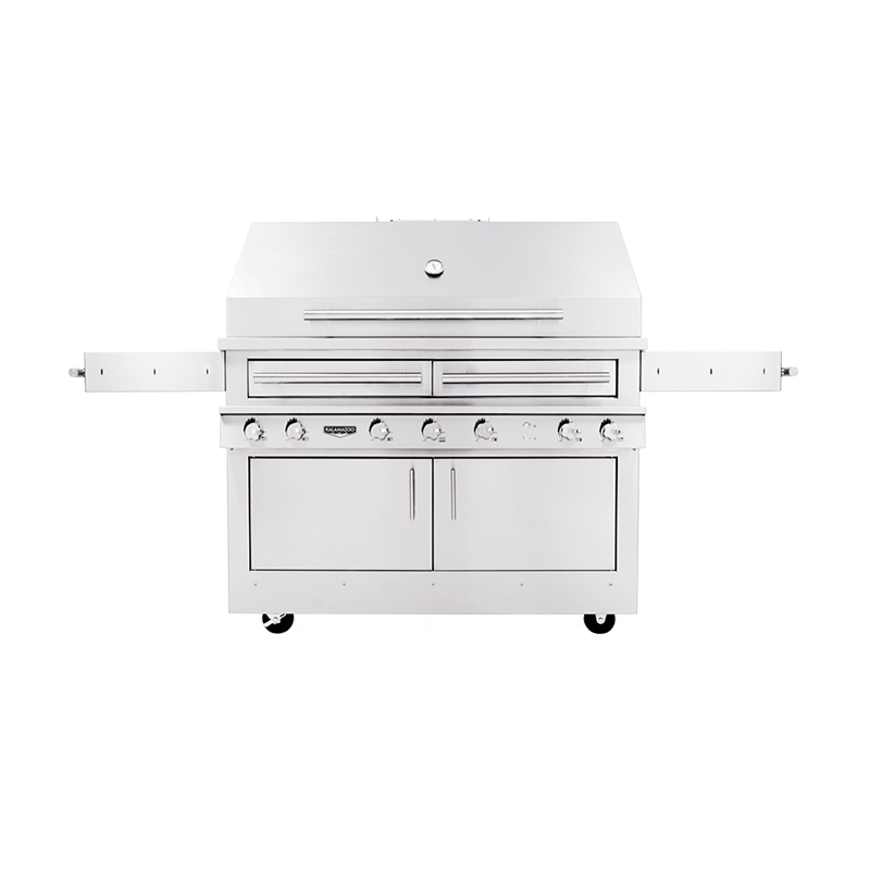 K1000 Freestanding Hybrid Fire Grill Image