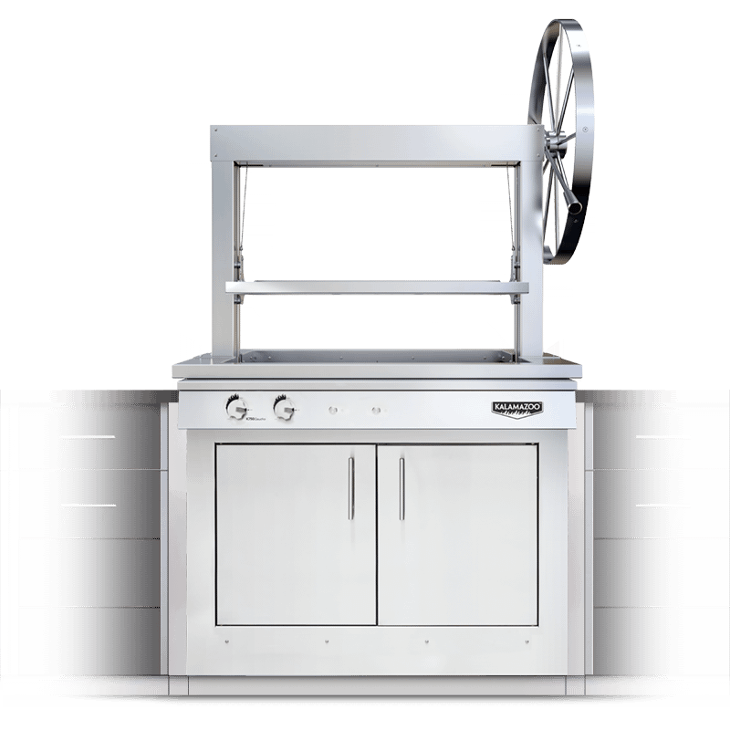 K750 Built-in Gaucho Grill Image