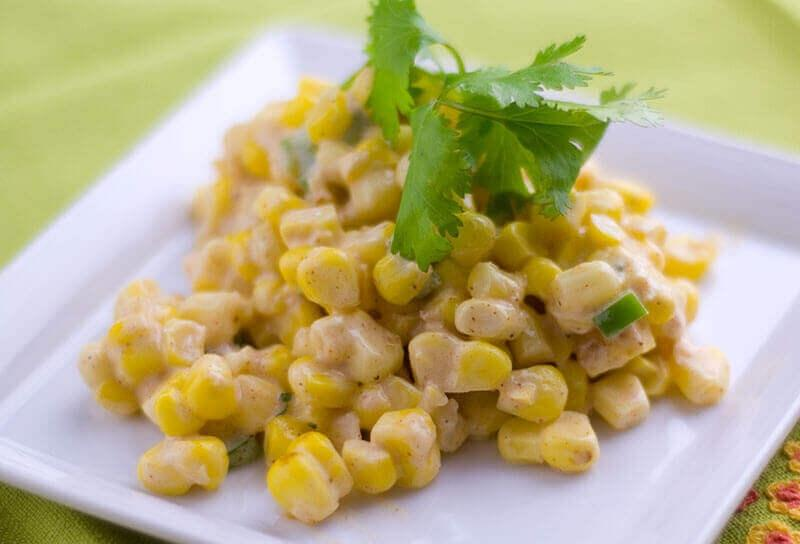 Image of Creamed Corn Fresca