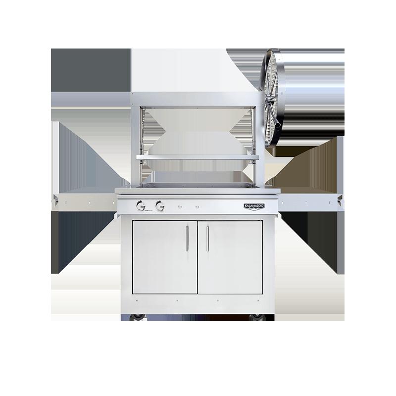 K750 Freestanding Gaucho Grill Image