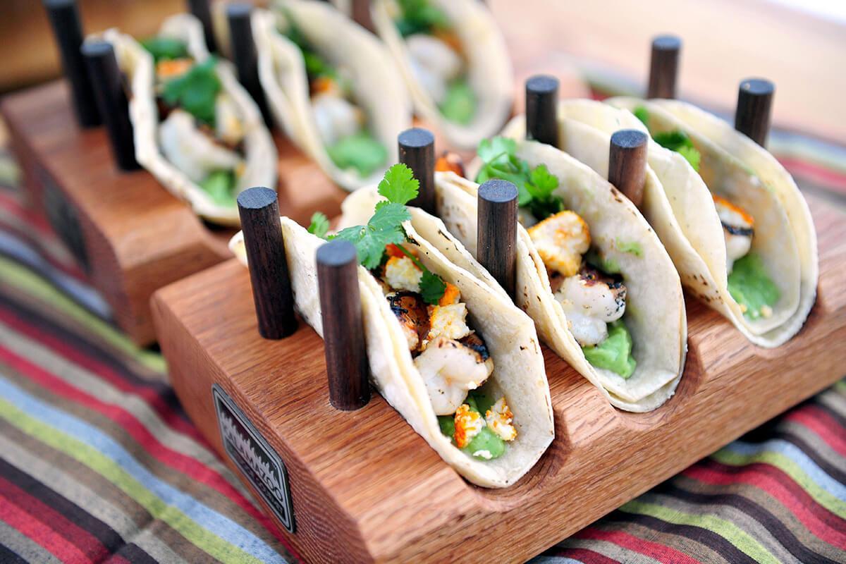 Image of Tequila Shrimp Tacos