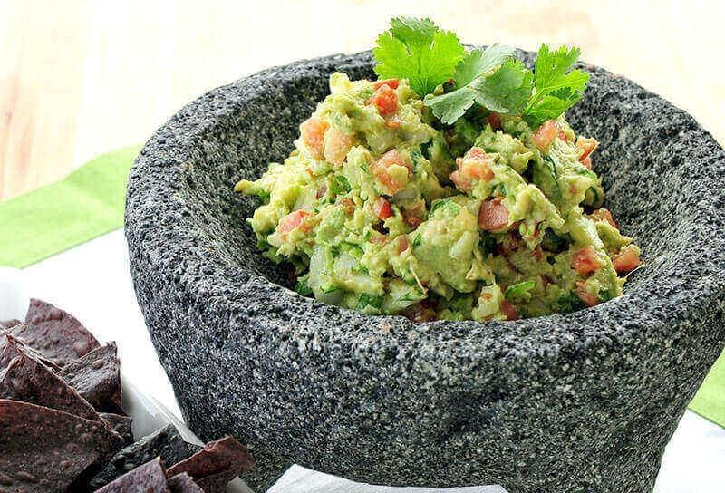 Image of Guacamole Three Ways: Simple, Herby or Luxurious