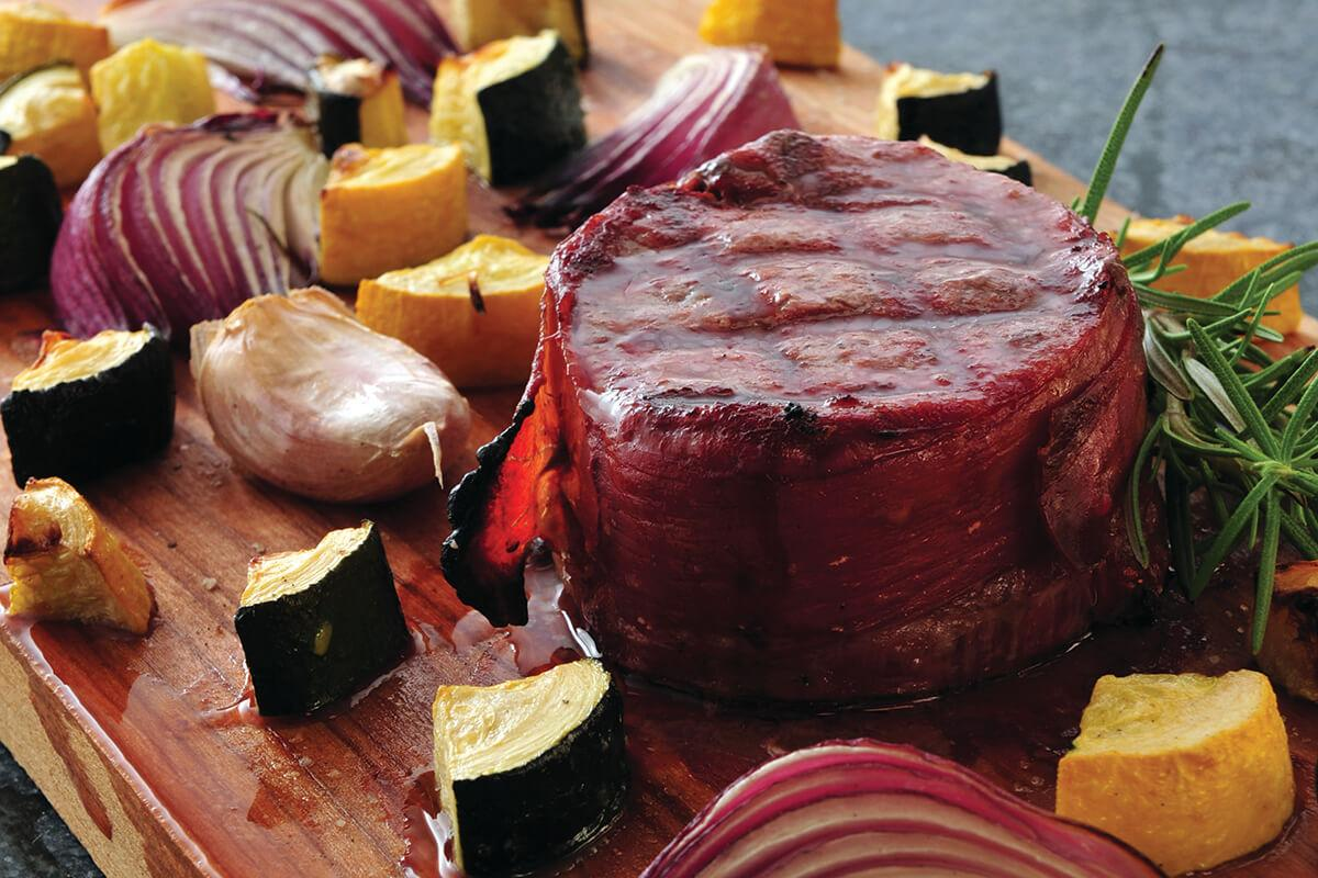Image of Alder-Planked Filet Mixed Grill
