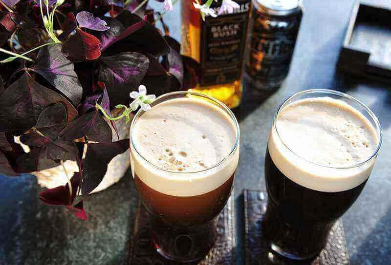 Image of Irish Coffee Stout Beer Cocktails