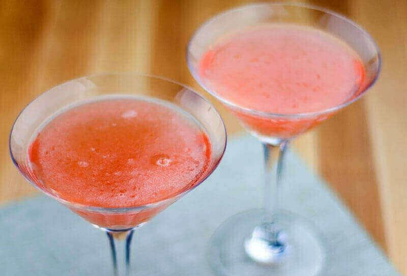 Image of Pink Grapefruit Masquerade Martinis